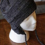 Spotlight: Twig Earflap Hat