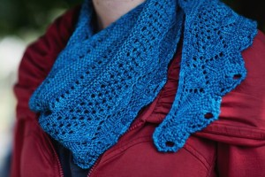 Mystification Shawl
