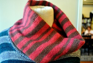 Alpaca Colour Cowl